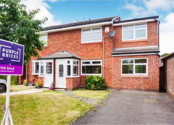 Thumbnail 3 bed semi-detached house for sale in Mereview Crescent, Liverpool