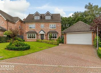 Thumbnail 5 bed detached house for sale in Augusta Drive, Macclesfield, Cheshire