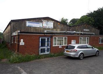 Thumbnail Light industrial to let in Unit 4, Tenat Works, Worcester Road, Kidderminster, Worcestershire