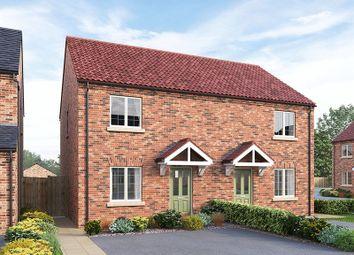 Thumbnail 3 bed semi-detached house for sale in Plot 26, The Paddocks, Rillington, Malton