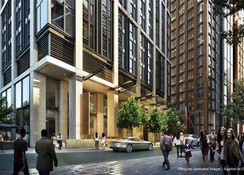 Thumbnail 3 bed flat for sale in Aykon London One, Riverside, Nine Elms, London