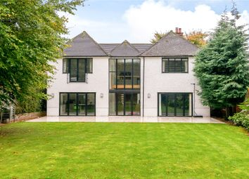 Thumbnail 6 bed detached house for sale in Crabtree Lane, Harpenden, Hertfordshire