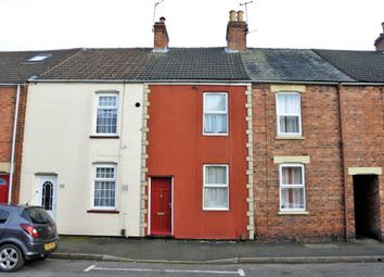 Thumbnail 2 bed terraced house to rent in Cecil Street, Grantham, Grantham
