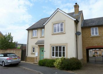 Thumbnail 4 bed semi-detached house for sale in Eynesbury, St Neots, Cambridgeshire