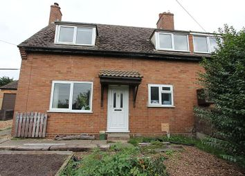 Thumbnail 3 bed semi-detached house for sale in 2, Plantation Farm Cottages, Redmere, Ely, Cambridgeshire