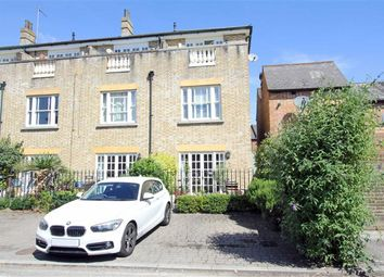 Thumbnail 4 bedroom terraced house for sale in Ware Road, Hertford