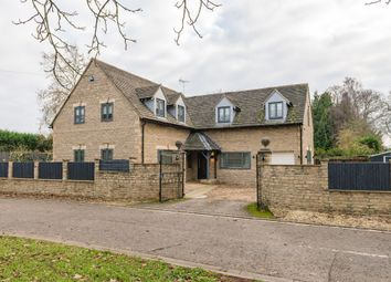 Thumbnail 5 bed detached house for sale in Longwater, Orton Longueville, Peterborough