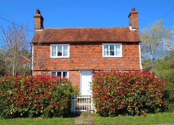 Thumbnail 4 bed cottage for sale in Swan Street, Wittersham, Tenterden