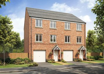 "Thumbnail 4 bed semi-detached house for sale in ""The Wilton"" at Nursery Drive, Norwich Road, North Walsham"