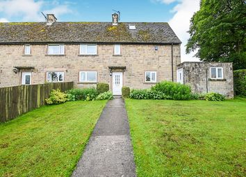 Thumbnail 3 bed semi-detached house for sale in School Lane, Taddington, Buxton