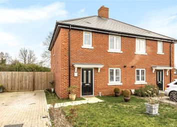 Thumbnail 2 bed semi-detached house for sale in Wheat Close, Bentley, Farnham, Hampshire