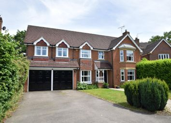 Thumbnail 5 bed detached house for sale in Yeomans, Eversley, Hook