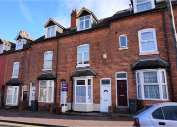 Thumbnail 3 bed terraced house for sale in Rookery Road, Birmingham