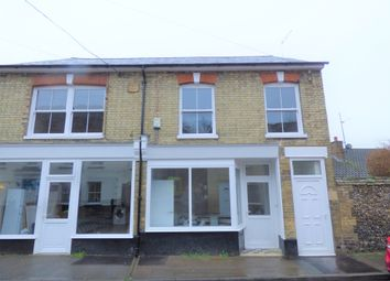 Thumbnail 2 bed flat for sale in Chapel Street, Exning, Newmarket, Suffolk