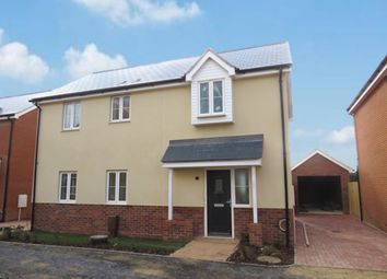 Thumbnail 4 bed detached house for sale in Mildenhall Road, West Row, Bury St. Edmunds