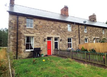 Thumbnail 2 bed end terrace house to rent in Station Cottages, Whittingham, Alnwick