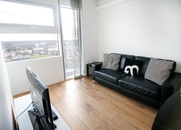 Thumbnail 1 bedroom flat for sale in The Cube West, 197 Wharfside Street