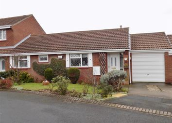 Thumbnail 2 bedroom semi-detached bungalow for sale in Saxonfield, Coulby Newham, Middlesbrough