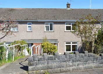 Thumbnail 3 bed terraced house for sale in Mulberry Avenue, West Cross, Swansea