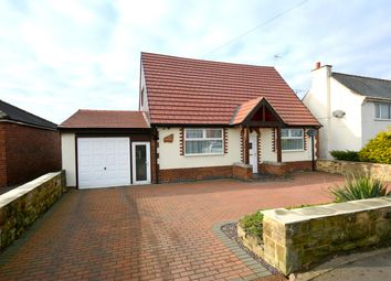 Thumbnail 3 bedroom detached bungalow for sale in North Wingfield Road, Grassmoor, Chesterfield