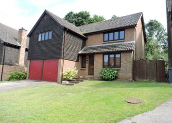 Thumbnail 4 bed detached house to rent in Aspen Close, Melton, Woodbridge