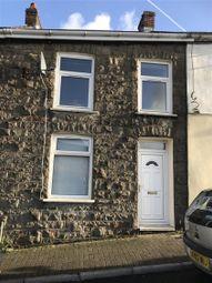 Thumbnail 2 bed terraced house to rent in Pembroke Terrace, Nantymoel, Bridgend