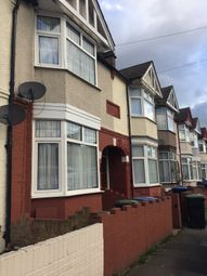 Thumbnail 3 bed terraced house to rent in Winchester Road, Edmonton
