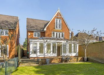 Thumbnail 5 bed property to rent in Esher Road, Hersham, Walton-On-Thames