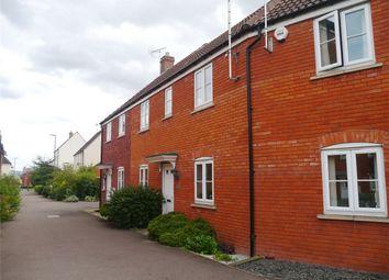 Thumbnail 3 bed terraced house for sale in Woodpecker Walk, Walton Cardiff, Tewkesbury, Gloucestershire