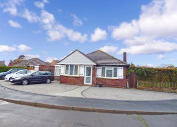 Thumbnail 2 bed detached bungalow for sale in Tangyes Close, Stubbington, Fareham