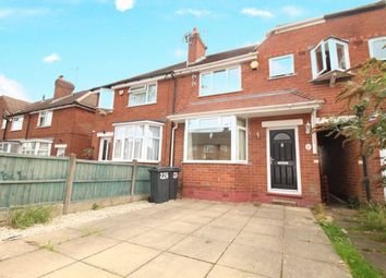 Thumbnail 3 bed terraced house to rent in Ryde Park Road, Rednal, Birmingham