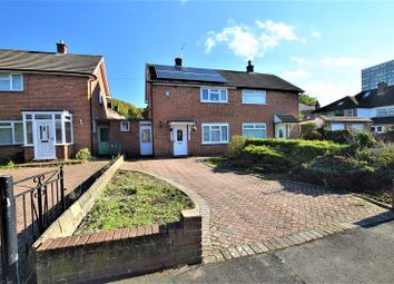 Thumbnail 2 bed semi-detached house for sale in Whitebarn Road, Llanishen, Cardiff.
