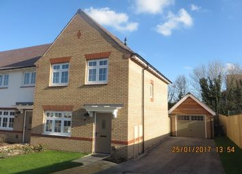 Thumbnail 3 bed property to rent in Foxglove Close, Newton Abbot