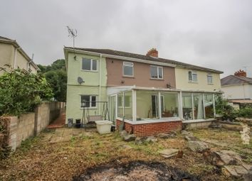 Thumbnail 3 bed semi-detached house for sale in Lisle Place, Wotton-Under-Edge