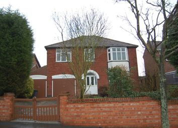 Thumbnail 5 bed detached house to rent in Stoney Lane, Spondon, Derby