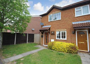 Thumbnail 2 bedroom end terrace house for sale in Pearce Close, Stratton, Wiltshire