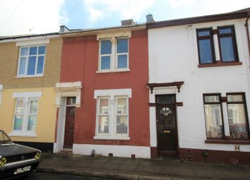 Thumbnail 3 bed terraced house for sale in Walmer Road, Portsmouth, Hampshire