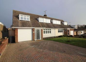 Thumbnail 3 bed semi-detached house for sale in Barryfields, Shalford, Braintree