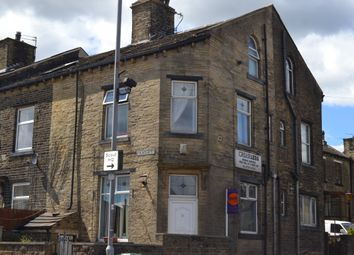 Thumbnail 3 bed end terrace house to rent in Albert Road, Queensbury, Bradford