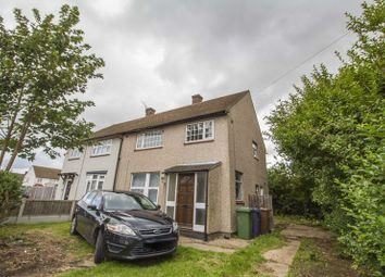 Thumbnail 3 bed semi-detached house to rent in Ernan Road, South Ockendon