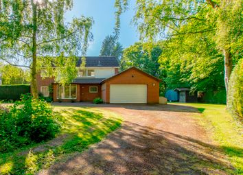 Thumbnail 4 bed detached house for sale in Rectory Walk, Gamston, Retford
