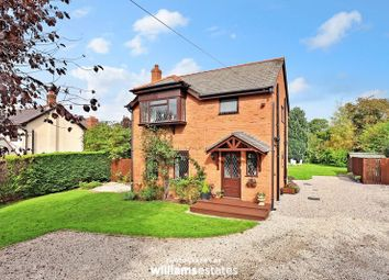 Thumbnail 3 bed detached house for sale in Gellifor, Ruthin