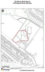 Thumbnail Land for sale in Bridgend Road, Maesteg - Residential Development Site