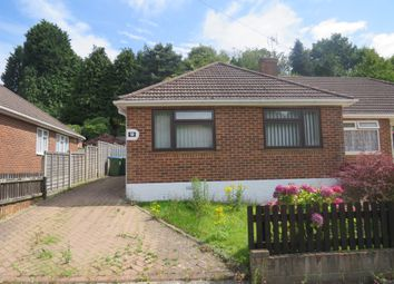 Thumbnail 2 bed semi-detached bungalow for sale in Dale Valley Gardens, Southampton