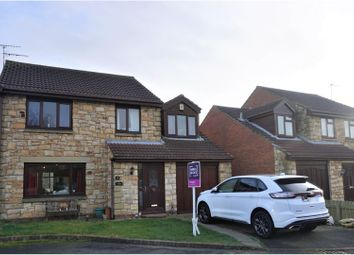 Thumbnail 4 bed detached house for sale in Togston Court, Morpeth