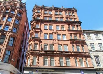 Thumbnail 2 bed flat for sale in Queen Street, Glasgow