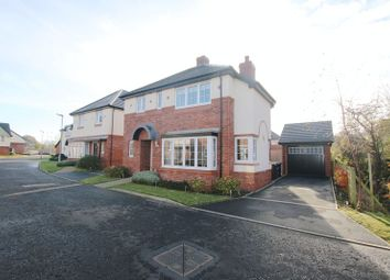 Thumbnail 3 bed detached house for sale in Jubilee Road, Walmer Bridge, Preston