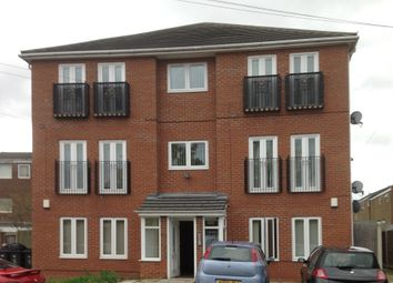 Thumbnail 2 bed flat to rent in Eskbank, Skelmersdale