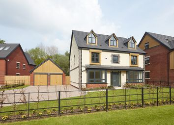 "Thumbnail 6 bed detached house for sale in ""Maple"" at Barrow Gurney, Bristol"