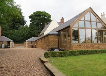 Thumbnail 4 bed detached house for sale in Main Street, Burrough On The Hill, Melton Mowbray
